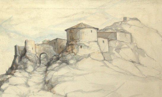 bompiani, il castello di Scorticata
