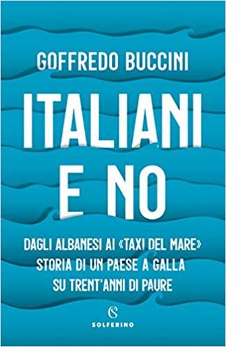 Copertina del libro Italiani e no