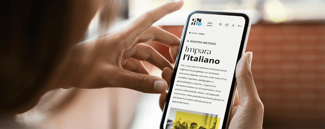 Online Corsi di italiano per stranieri online - Dante.global